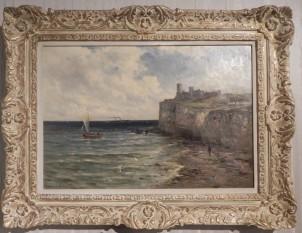 GUSTAVE DE BREANSKI BRITISH 1856-1898