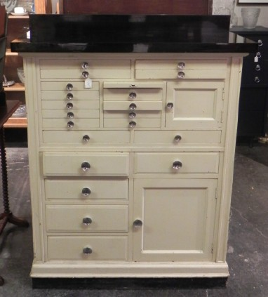 Early Dentist Cabinet SOLD SOLD